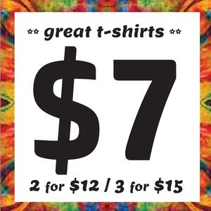Other - $7 TEES! Bundle and Save!